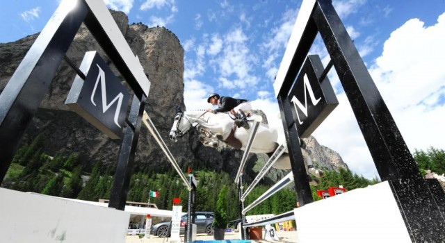 The 2017 edition of the wonderful Italian show is scheduled from the 6th to the 9th of July, featuring CSI4* and CSI1* shows. © Dolomites Horse Show featuring CSI4* and CSI1* shows.