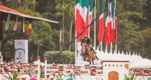 Die besten Springreiter der Welt eröffnen die Longines Global Champions Tour in Mexico City. © LGCT / Sportfot