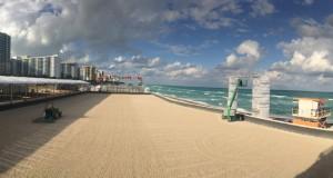 Eine der atemberaubendsten locations der Longines Global Champions Tour ist Miami Beach. © LGCT/Stefano Grasso