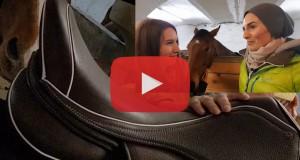 Sattelanpassung mit Horse Service Expertin Michaela Simon