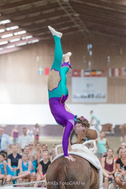 Alina Barosch (Club 43/NÖ) wird Team Austria bei der Heim EM im Einzel der Senioren Damen vertreten. © Michael Graf