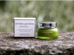 Zwei Mal pro Woche sollte eine Maske verwendet werden. © aroma garden