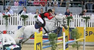 Phantastic ist nicht nur der Name des Pferdes, sondern auch die Leistung von Josefina Goess-Saurau beim Young Rider Grand Prix in Wierden. © Archivbild/Horse Sports Photo