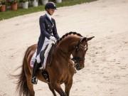 Laura Graves (USA) und Verdades zeigten eine herausragende Runde. © CHIO Aachen