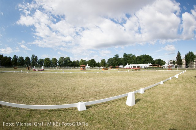 CIC1* Cross Country starts on Saturday at 14.45. © Michael Graf