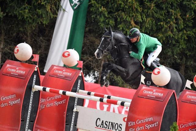 Bei der vierten Etappe der Casino Grand Prix Serie in Preding (St) gibt es ein letztes Mal vor dem Finale in Kammer-Schörfling die Möglichkeit, Punkte in den Sprincups zu sammeln. © Horse Sports Photo