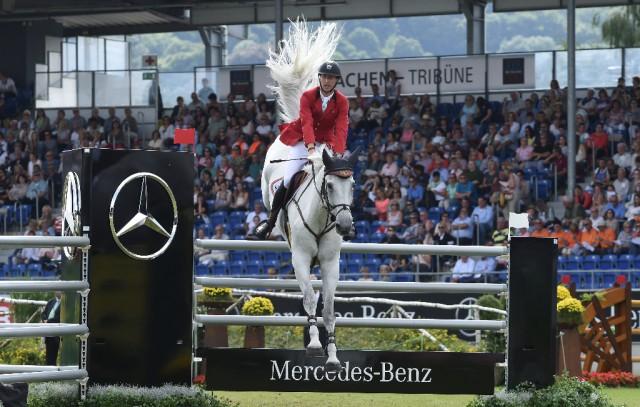 EQWO.net und Mercedes-Benz bringen Euch als VIP Gäste zum CHIO Aachen! © Mercedes-Benz / GES Sportfoto