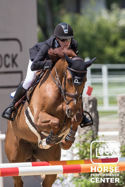 Lucas Porter (USA) piloted Cassina 64 effortlessly through the course of the GLOCK's 2* Tour. © Michael Rzepa