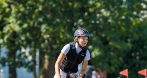 Nachwuchstalent Lea Siegl (OÖ) darf sich auch Chancen ausrechnen auf eine Nations Cup Teilnahme. © Michael Graf