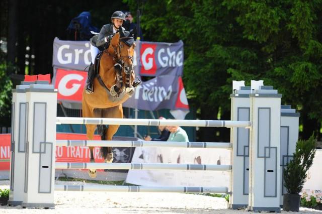 Beim CSI4* und CSI2* in Wolkenstein, Gröden wird ein Gesamtpreisgeld von 250.000 € ausgeschüttet. © Dolomites Horse Show