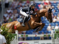 Tolle Neuigkeiten: Simone Blum (GER) kommt zu den Amadeus Horse Indoors 2020!© Stefan Lafrentz