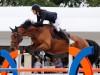 Mit ihren Pferden Real Steel und Ivana Amb ist die junge Niederösterreicherin spitzenmäßig unterwegs in Ascona (SUI). © Facebook