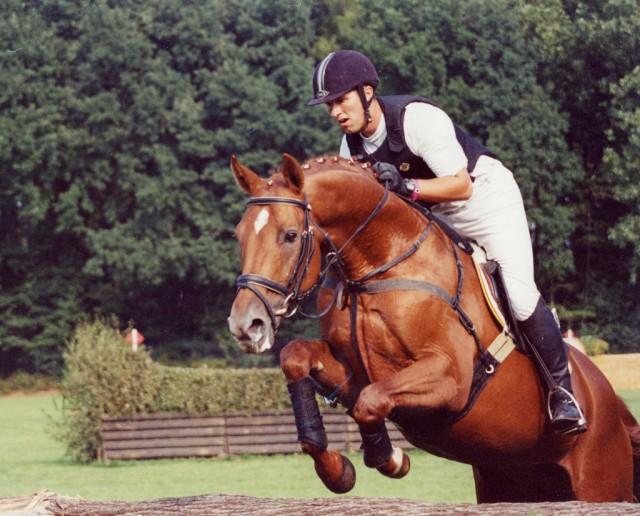 Laurel/T. war selbst im Sport erfolgreich. © Rinas