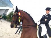Dream-Team: Belinda Weinbauer und Söhnlein Brilliant MJ. © privat