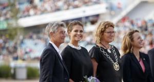 Impressionen von der Eröffnung der FEI EM 2017 in Göteborg. © Stefan Lafrentz/Dirk Caremans