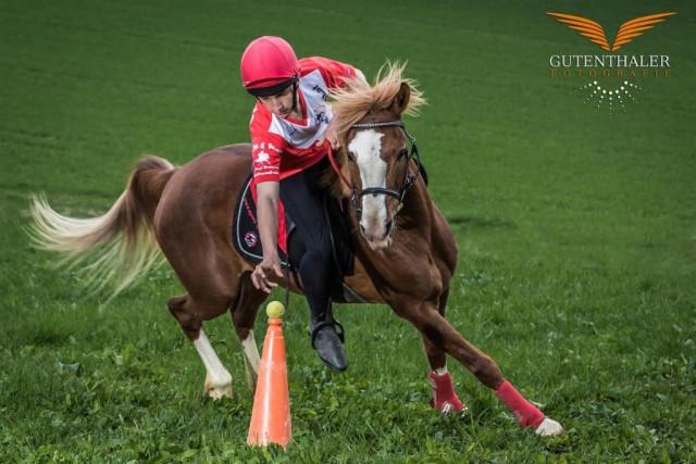 Der 14-jährige Marvin Lorenz reist mit Fantaghiro zur Einzelweltmeisterschaft. © Ponyhof Daneder