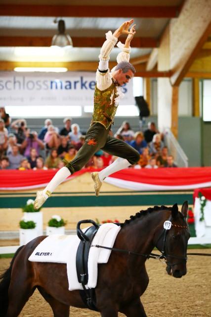 Erik Oese (GER) holte im Einzel eine der drei EM Goldmedaillen für Deutschland. © Andrea Fuchshumer