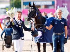 Seit 2011 ist Pepo Puch ungeschlagen bei den Österreichischen Meisterschaften in der Para-Dressur. Wird er im WM Jahr erneut zuschlagen? Archivfoto © Tomas Holcbecher