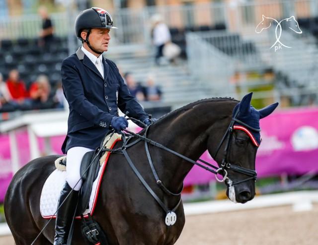 Pepo Puch holte bereits am ersten Tag der Europameisterschaften in Göteborg (SWE) Gold für Österreich. © Petra Kerschbaum