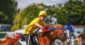 Die Österreichische Meisterschaft Mounted Games findet von 16.-17. September in Oberösterreich statt. © Marvin Lorenz