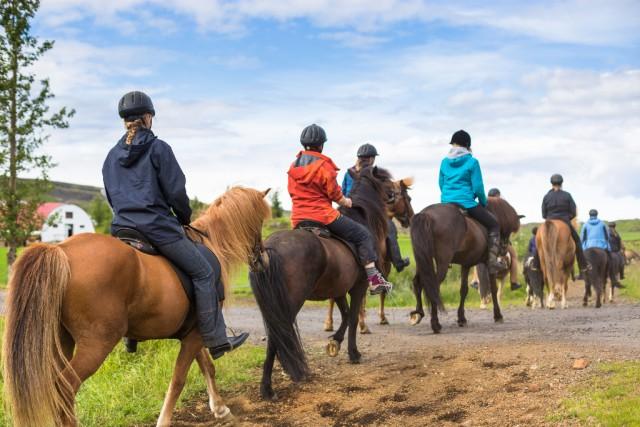 Achtet aufeinander! Genau so, wie man es als Reiter von Kindesbeinen an lernt. © Shutterstock | Ikoimages