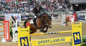 Der frisch gebackene Nationenpreis-Sieger Jur Vrieling (NED) kommt seit 20 Jahren zum CSI Arena Nova und wartet noch immer auf seinen ersten Sieg im Großen Preis vom Sportland Niederösterreich. (NED) © horsesportsphoto.eu