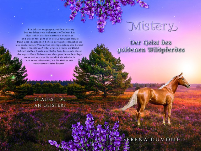 """Mistery - Der Geist des goldenen Wildpferdes"" geht an Sarah Rotter aus der EQWO.net Snapchat Community. © Viktoria Makarova – Fotolia.com"