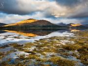 Dank der Windstille, die in Schottland nur sehr selten herrscht, gelang mir ein atemberaubendes Big Picture. © Alessandra Sarti