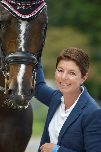 Monica Theodorescu hat eine klare Meinung zur derzeitigen Diskussion um die Richter im Dressursport. © CHIO Aachen/ Holger Schupp