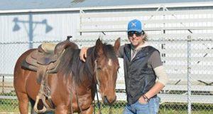 Ab Jänner 2018 wird der Kanadier Félix Gascon für das Training der Reining-Pferde auf der Geschriebensteinranch (B) zuständig sein. © Facebook Félix Gascon