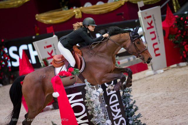 Giulia Mancini ist die Medium Amateur Tour Siegerin. © Michael Graf