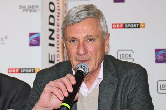 Bürgermeister-Stellvertreter DI Harald Preuner ist als ehehmals aktiver Turnierreiter dem Pferdesport sehr verbunden. © SalzburgCityguide