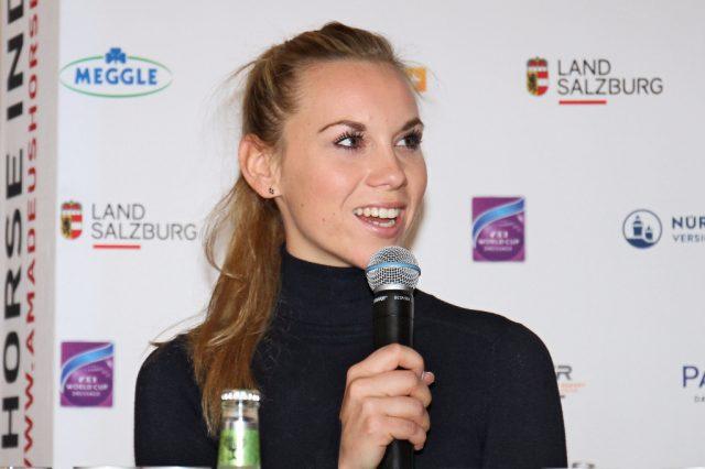 Die sympathische Niederösterreicherin Karoline Valenta wird heuer als Rookie of the year ausgezeichnet. © SalzburgCityguide