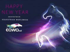 EQUESTRIAN WORLDWIDE - EQWO.net wünscht all seinen Lesern ein frohes, neues Jahr 2018!