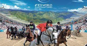 NBC sicherte sich die Fernsehrechte für die World Equestrian Games 2018. © WEG Tryon