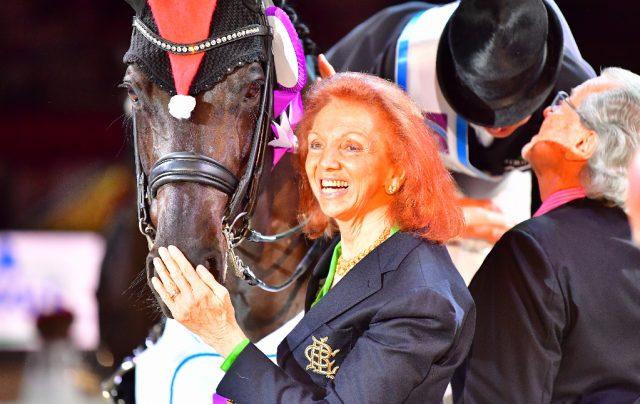 Marina und Toni Meggle sind seit 12 Jahren Sponsoren der Amadeus Horse Indoors und legen großen Wert auf Fairness im Sport. © im|press|ions - Daniel Kaiser