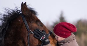 Richtiges Atem ist wichtig, da sich Entspannung sofort auf das Pferd überträgt. © pixabay | werdepate