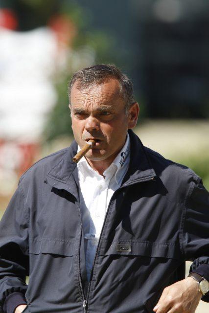 Nach einem schweren Herzinfarkt im Jänner 2017 entsagte Melliger seinen geliebten Zigarren. © Manfred Leitgeb