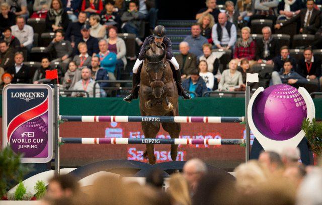 Harry Smolders (NED), kommt als Weltranglistenzweiter nach Leipzig zur PARTNER PFERD 2018. © Sportfotos-Lafrentz.de