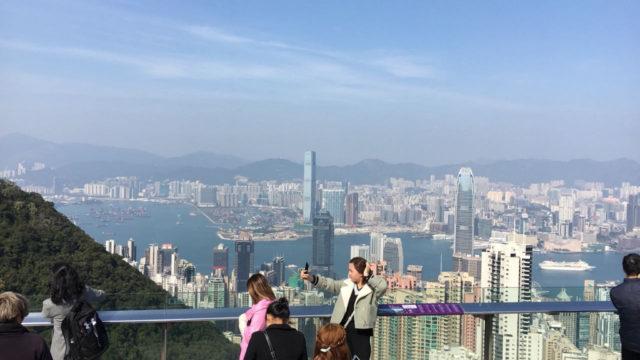 Impressionen aus Hong Kong von Max Kühners Groom Alexandra Stork. © Max Kühner Sporthorses