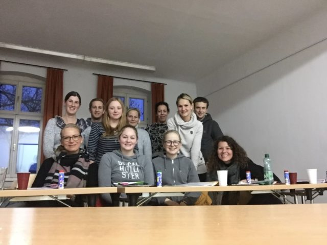 Meine Workshop Gruppen werden klein gehalten, damit ein reger Austausch stattfinden kann! @ mentalsportsconsulting.com