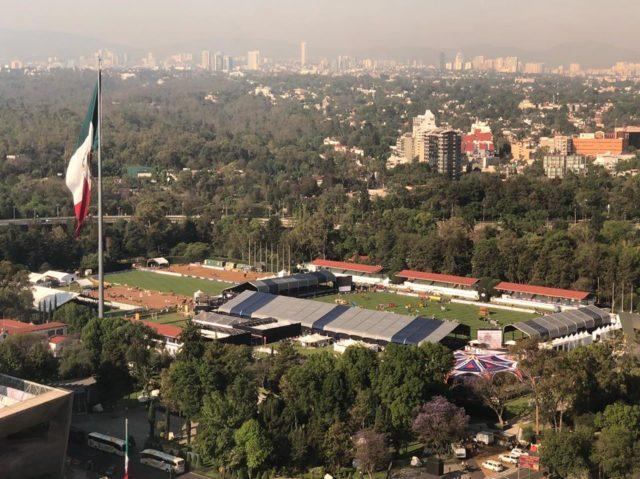 Impressionen vom CSI5* GCT/GCL Mexico City. © Resi Rochelt