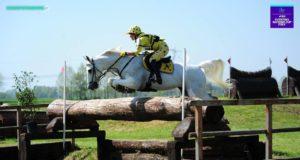 Ein tolles Team: Margit Appelt (NÖ) und Space Jet. © Gianluca Sasso / Vairano Horse Trials