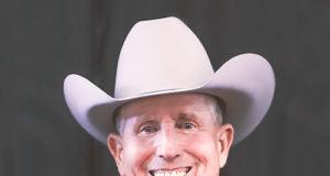 Dr. James Morgan, DVM, wird mit 72 Jahren der älteste NRHA Million Dollar Rider. © NRHA
