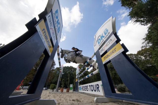 Der Vorarlberger Christian Rhomberg wird von 18. bis 21. Mai die dritte Etappe der DKB-Riders Tour in Angriff nehmen. © www.sportfotos-lafrentz.de/Stefan Lafrentz