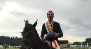 Harald Aichwalder (RV Wörthersee) siegte in der Masterklasse. © Privat