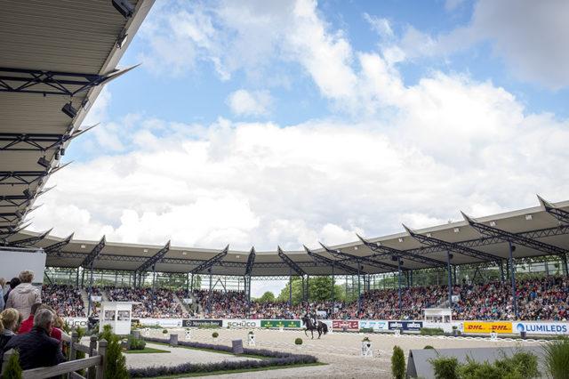 Die Dressurwettbewerbe beim CHIO Aachen 2018 versprechen spannend wie seit vielen Jahren nicht mehr zu werden. © CHIO Aachen / Arnd Bronkhorst