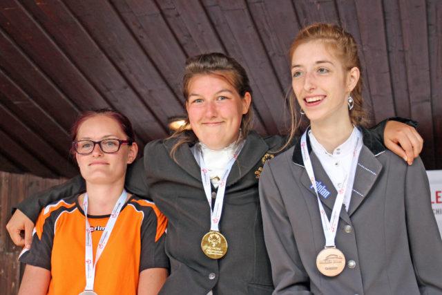 Impressionen der 7. Nationalen Special Olympics im Reitstall Schloss Kammer. © Susanne Müller