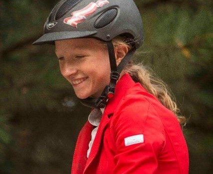 Marie Sebesta ist immer für eine Top-Platzierung gut. Archivbild © Lukas Jahn