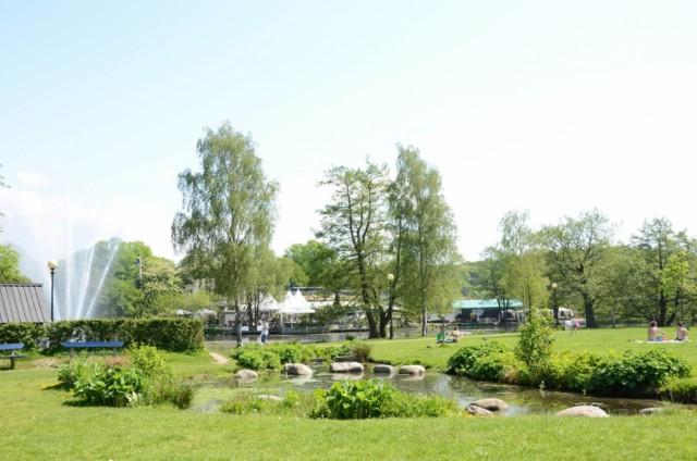 Im Slottsskogen City Park wird der Marathon der Vierspännerfahrer zu sehen sein. © gothenburg2017.com
